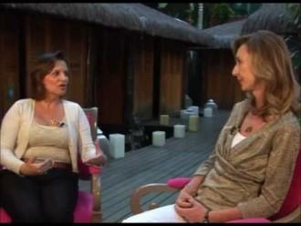Thais Accioly no Programa Dimensões – entrevista de Rosana Beni