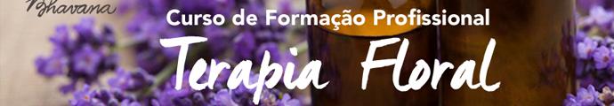 É o Programa de Formação em Terapia Floral, em São José dos Campos