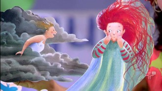 Leia na íntegra, gratuitamente, o livro infantil O Jardim da Fada Azul